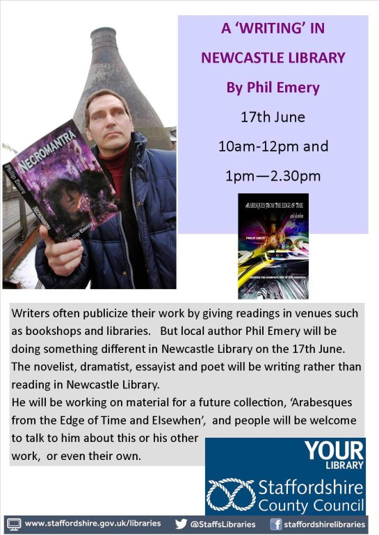 Phil Emery event